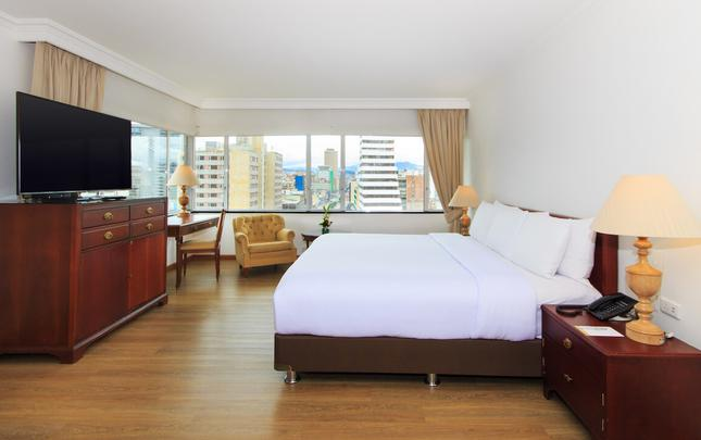 STANDARD SINGLE ROOM Tequendama Hotel Bogota