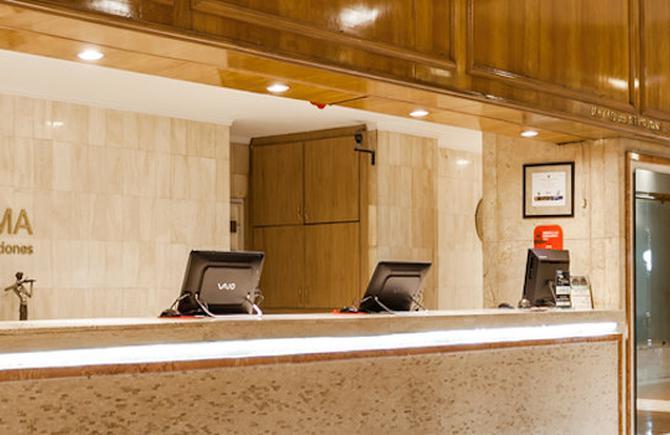 Tequendama Hotel  Bogota
