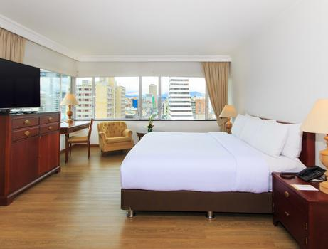 STANDARD DOUBLE ROOM Tequendama Hotel Bogota